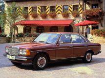 Mercedes-Benz W123 1975, седан, 1 поколение, W123