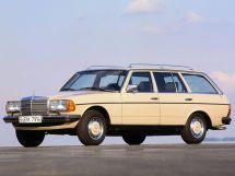 Mercedes-Benz W123 1977, универсал, 1 поколение, S123