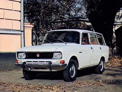 Москвич 2137  01.1976 - 01.1985