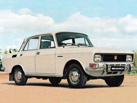 Москвич 2138  01.1976 - 01.1982