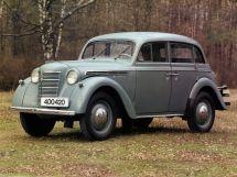 Москвич 401 1954, седан, 1 поколение