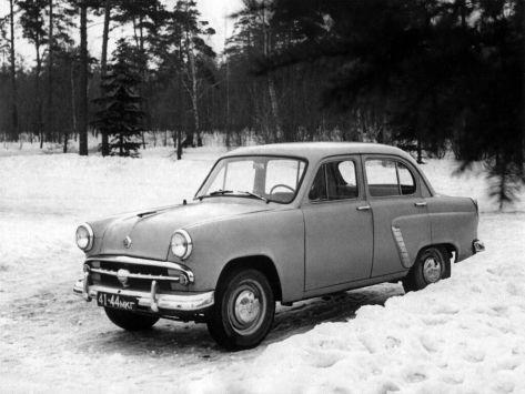 Москвич 402  04.1956 - 01.1958