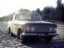 Москвич 408 1964, седан, 1 поколение