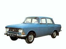 Москвич 408 рестайлинг 1969, седан, 1 поколение