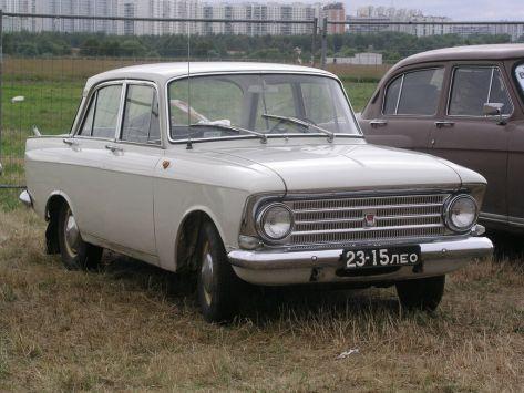 Москвич 412  10.1967 - 11.1969