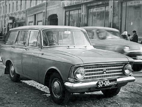 Москвич 426  01.1967 - 11.1969
