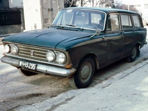 Москвич 426  01.1967 - 01.1976
