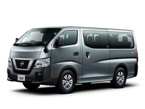 Nissan NV350 Caravan (E26) 07.2017 -  н.в.