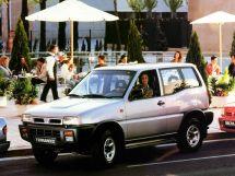 Nissan Terrano II 1993, джип/suv 3 дв., 1 поколение, R20