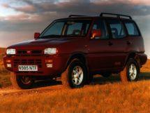 Nissan Terrano II 1993, джип/suv 5 дв., 1 поколение, R20
