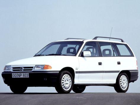 Opel Astra (F) 10.1991 - 07.1994
