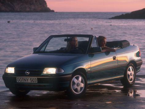 Opel Astra (F) 08.1993 - 07.1994