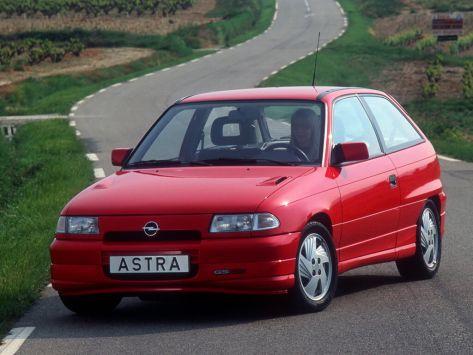 Opel Astra (F) 08.1991 - 07.1994