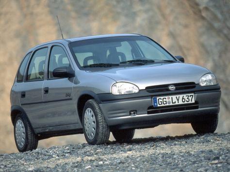 Opel Corsa (B) 08.1993 - 06.1997