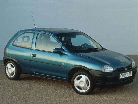 Opel Corsa (B) 03.1993 - 06.1997