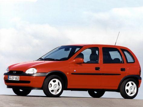 Opel Corsa (B) 07.1997 - 09.2000