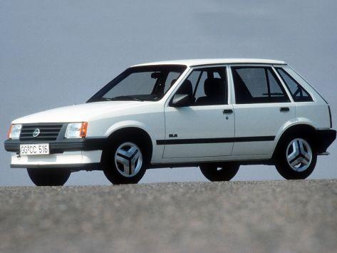 Opel Corsa (A) 04.1985 - 07.1987