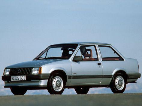 Opel Corsa (A) 10.1982 - 07.1987