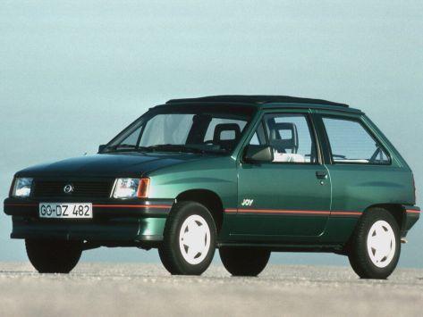 Opel Corsa (A) 08.1987 - 08.1990