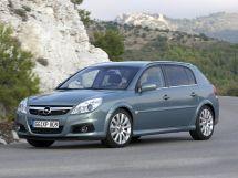 Opel Signum рестайлинг 2005, хэтчбек 5 дв., 1 поколение