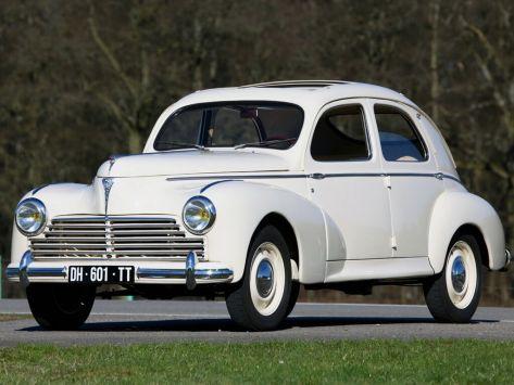 Peugeot 203  10.1948 - 02.1960