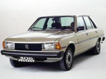 Peugeot 305 1977, седан, 1 поколение
