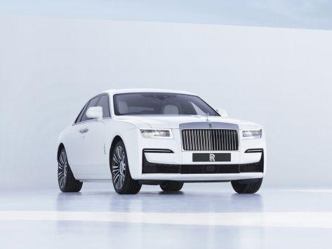 Rolls-Royce Ghost  09.2020 -  н.в.