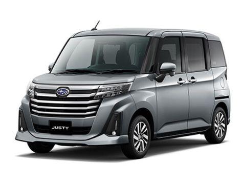 Subaru Justy  09.2020 -  н.в.