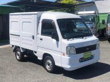 Subaru Sambar Truck 2-й рестайлинг 2005, фургон, 6 поколение, TV