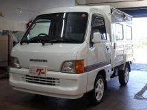 Subaru Sambar Truck 1999, фургон, 6 поколение, TT