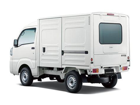 Subaru Sambar Truck S500, S510