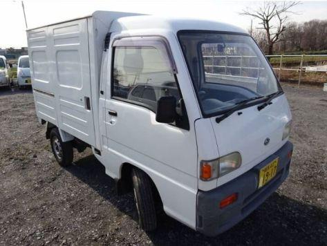 Subaru Sambar Truck KV