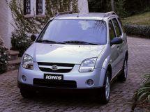 Suzuki Ignis рестайлинг 2003, хэтчбек 5 дв., 1 поколение