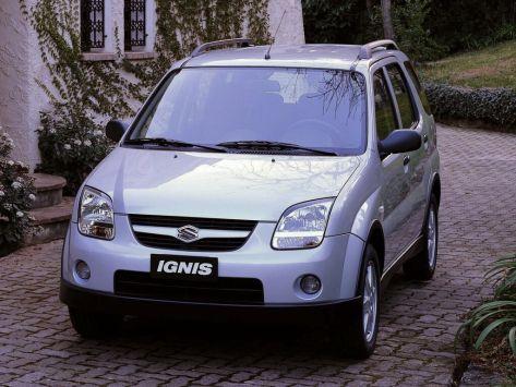 Suzuki Ignis  10.2003 - 12.2007