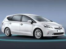 Toyota Prius Plus 2011, минивэн, 1 поколение