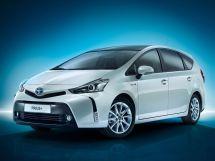 Toyota Prius Plus рестайлинг 2014, минивэн, 1 поколение