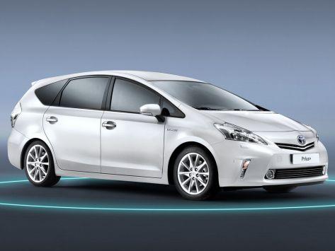Toyota Prius Plus  05.2011 - 10.2014