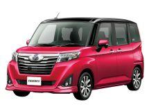 Toyota Roomy 2016, хэтчбек 5 дв., 1 поколение