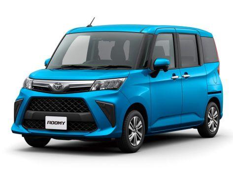 Toyota Roomy  09.2020 -  н.в.