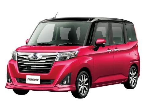 Toyota Roomy  11.2016 - 08.2020