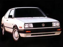 Volkswagen Jetta 2-й рестайлинг 1989, купе, 2 поколение, Typ 16E
