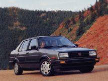 Volkswagen Jetta 2-й рестайлинг 1989, седан, 2 поколение, Typ 16E