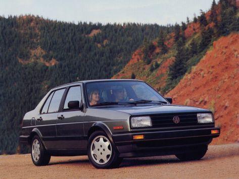 Volkswagen Jetta (Typ 16E) 09.1989 - 07.1992