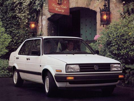 Volkswagen Jetta (Typ 16E) 09.1987 - 07.1989