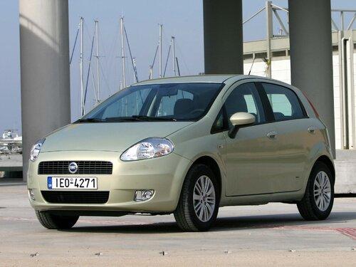 Fiat Grande Punto 2005 - 2010