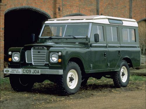 Land Rover Series III 1971 - 1985