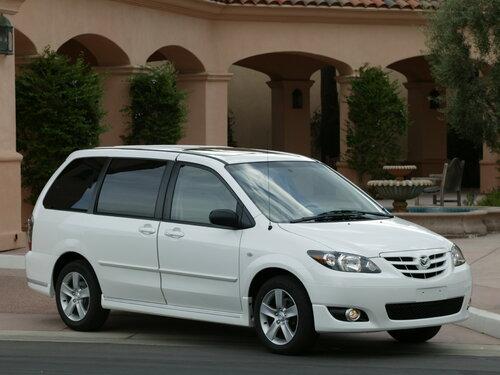 Mazda MPV 2003 - 2005