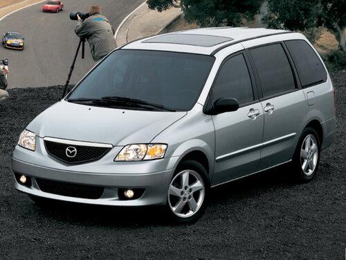Mazda MPV 2002 - 2003