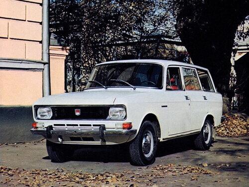 Москвич 2137 1976 - 1985