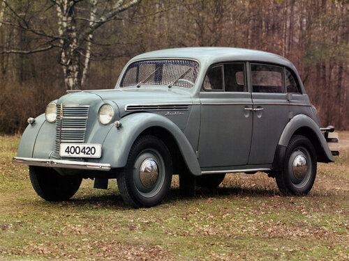 Москвич 401 1954 - 1956